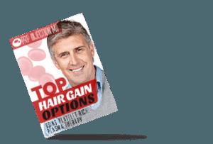Top Hair Gain Options Ebook - PRP