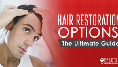 hair restoration options ultimate guide