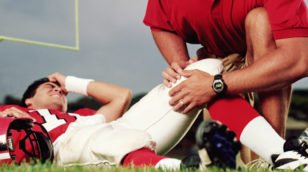 PRP sports medicine
