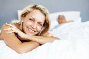 Infertility Women Image - PRP