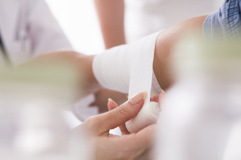 PRP Therapy For Wounds Healing Image - PRP
