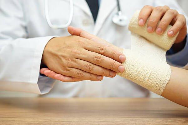Healing Eroded Damaged Cartilage Image - PRP