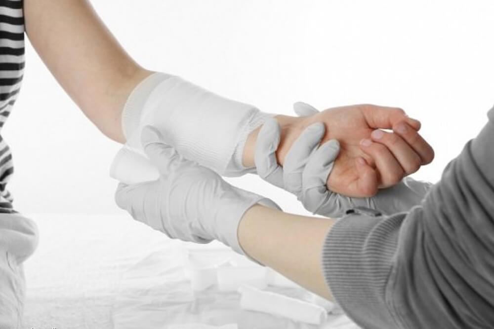 Platelet Rich Fibrin For Wounds Image - PRP
