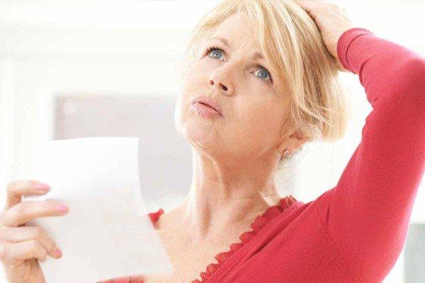 Waning Levels of Estrogen Effects Image - PRP