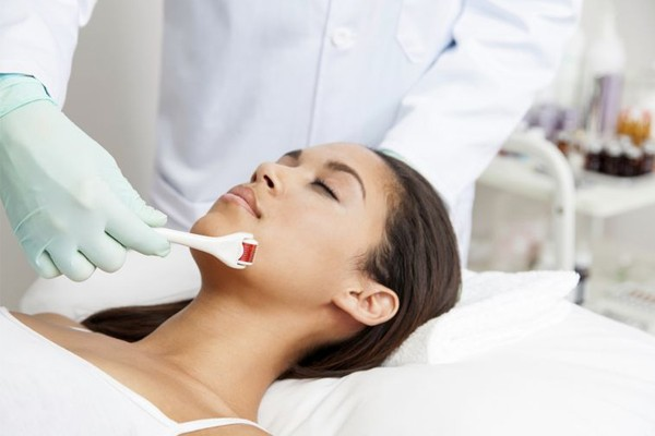 Does Microneedling Work Image PRP